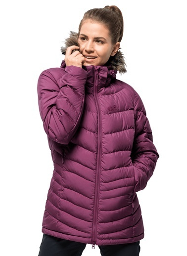 Jack Wolfskin Selenium Bay Kadın Outdoor Mont Violet Quartz Renkli